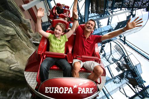 Envie de se faire peur avec les grands huit de s for Sejour complet europa park